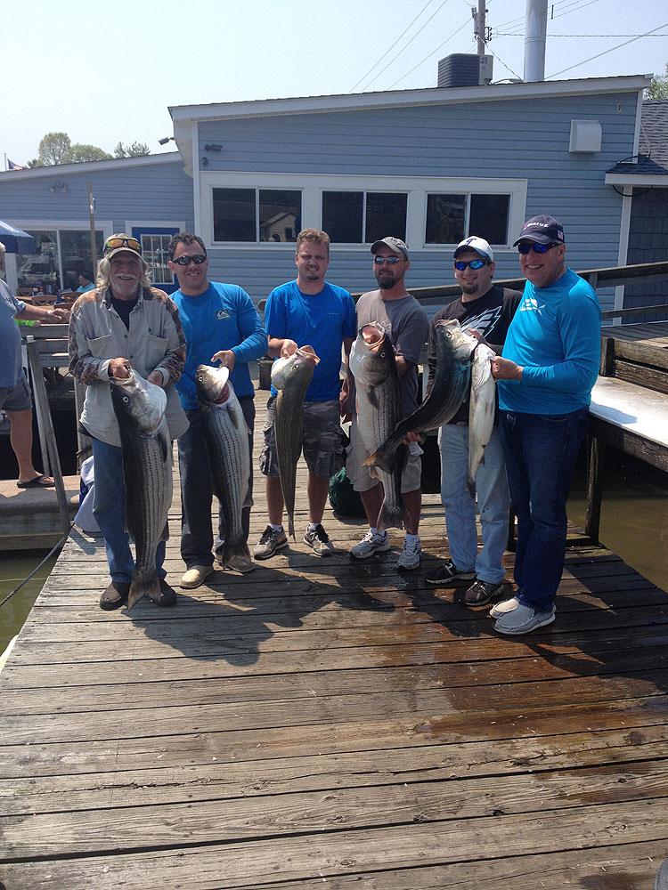 Charter Boat | Chesapeake Bay Charter Fishing Boats Deal MD